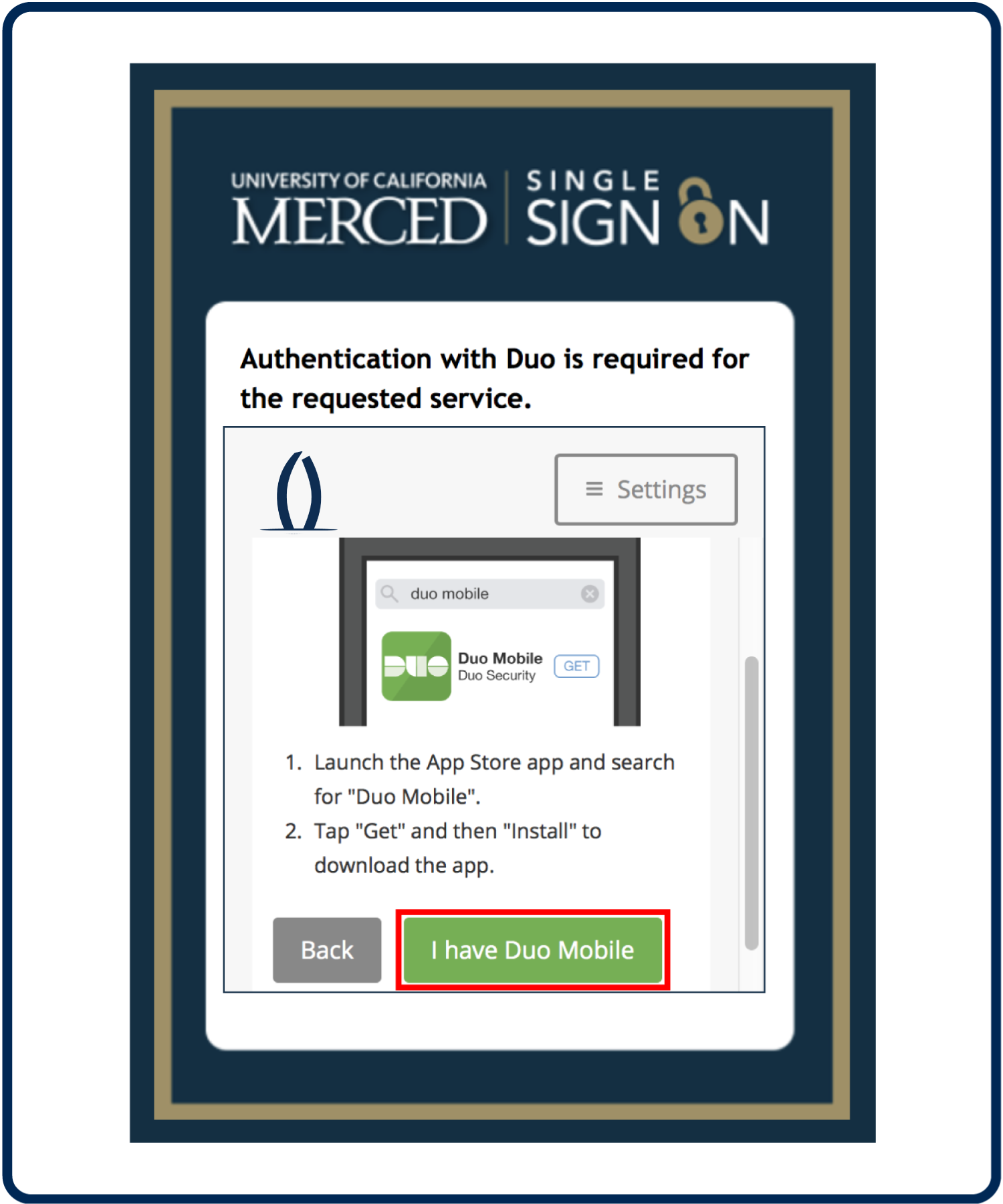 2-Factor Authentication Enrollment Guide: Mobile Phone