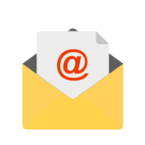 Letter with @ symbol on it. Click here to learn how to set up your UC Merced email