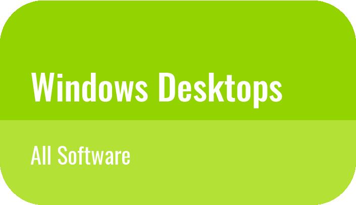 Windows Desktops All Software Button