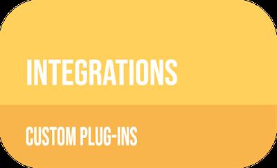 Integrations Button