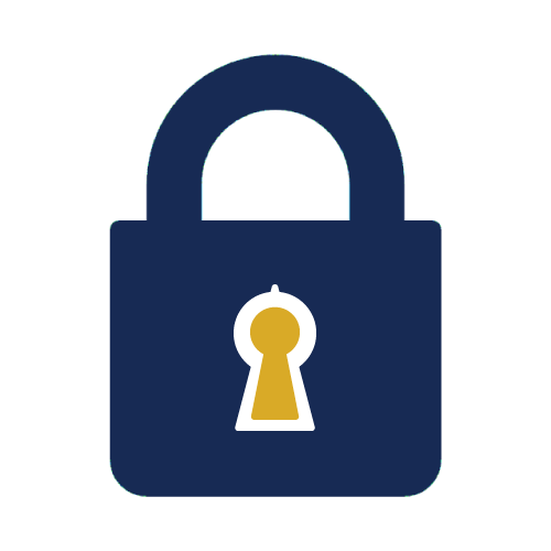 Lock. Click here to learn about Information Security at UC Merced