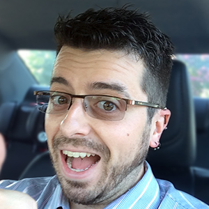 Jodon Bellofatto Car Selfie