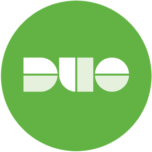 Small Green Duo Logo