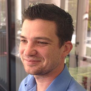 Shane Middleton Candid Headshot