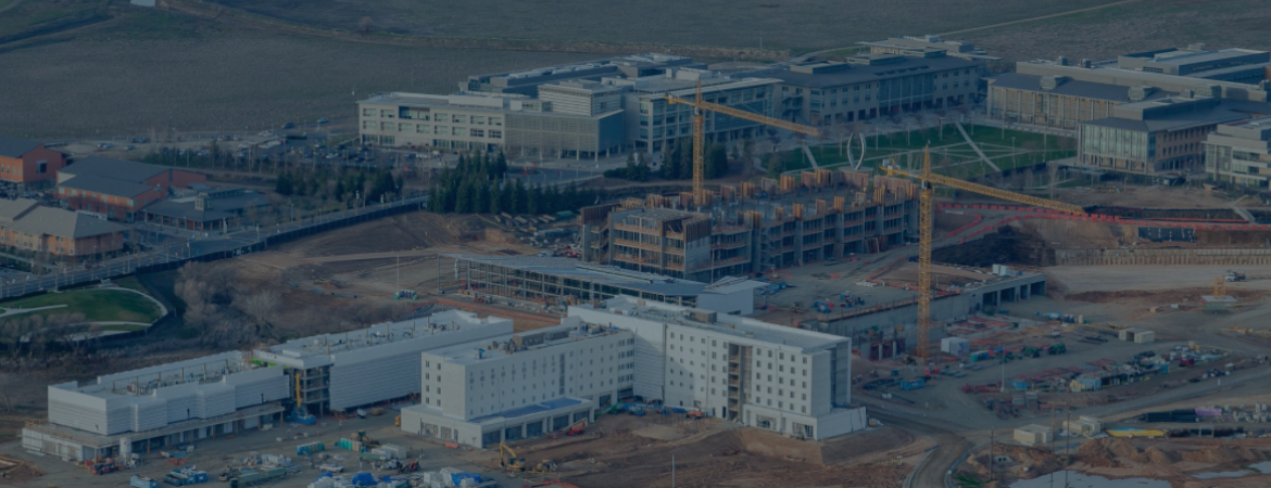 The UC Merced campus is nearly doubling with our award-winning 2020 project