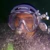 Fernando Reynoso Underwater Selfie in Snorkeling Gear